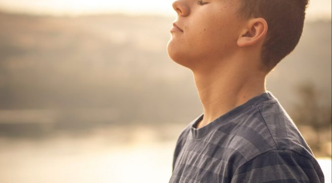 Meditate on His word